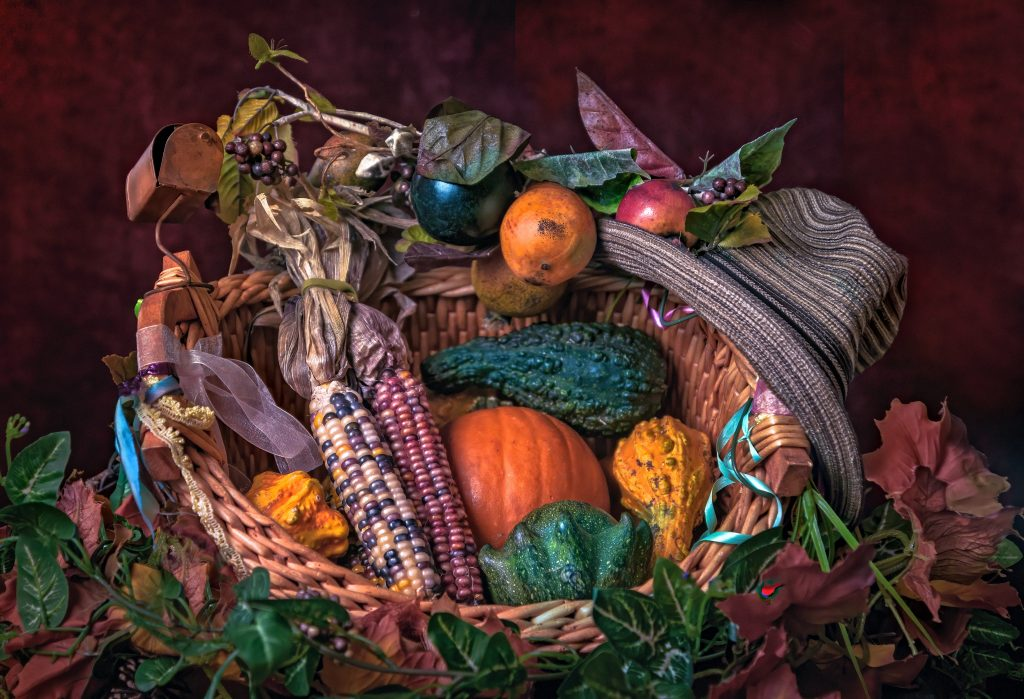 Eve of Thanksgiving, 2019 - Daily Meditations with Matthew Fox